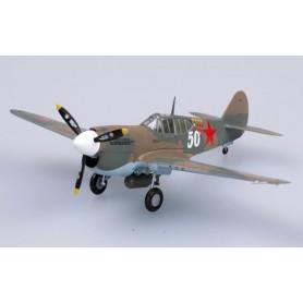 Plastic Model - P40E CCCP IAP 1942 - Easy Models 1/72 - pack 2