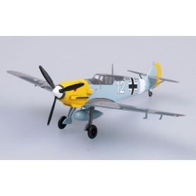 Plane plastic Model - Messerschmitt Bf109E-7 Trop 7/JG26- Easy Models 1/72 - pack 2