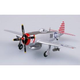 Plastic Model - P-47D Thunderbolt 527 FS 86 FG Rabbit - Easy Models 1/72