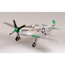 Plastic Model - P-51D Mustang USAAF 359FS 356FG Angleterre 1945- Easy Models 1/72