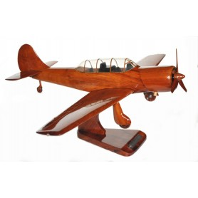 maquette avion bois - Yak 52