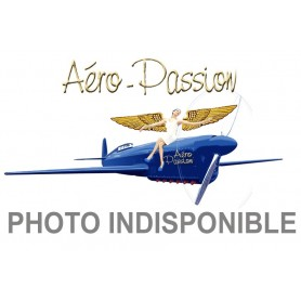 деревянная модель самолета - NC 859