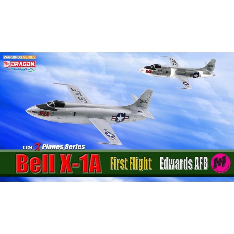 Bell X-1A (twin) - 1/144 Dragon Wings
