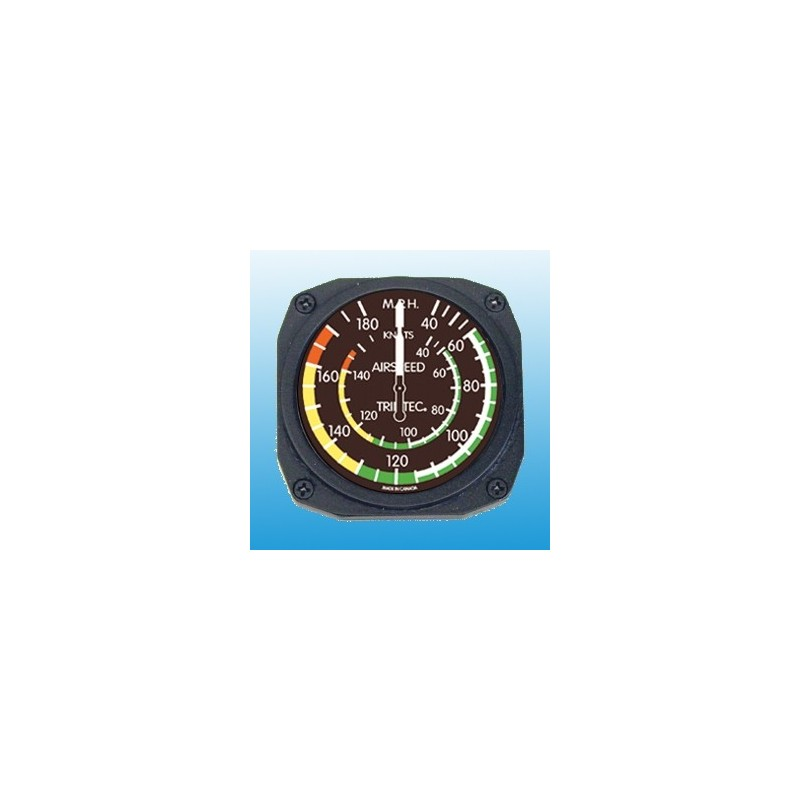 Magnet Airspeed / playful - 5.2X5.2cm