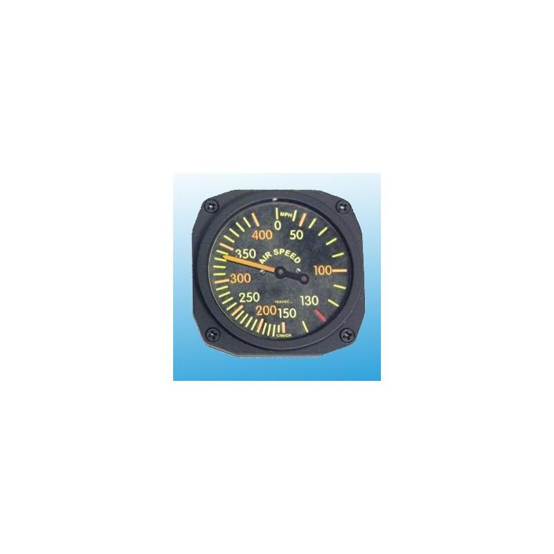 Magnet Vintage Airspeed / Badin - 5.2x5.2cm