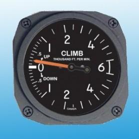 Magnet Climb Indicator / Variomètre - 5.2x5.2cm