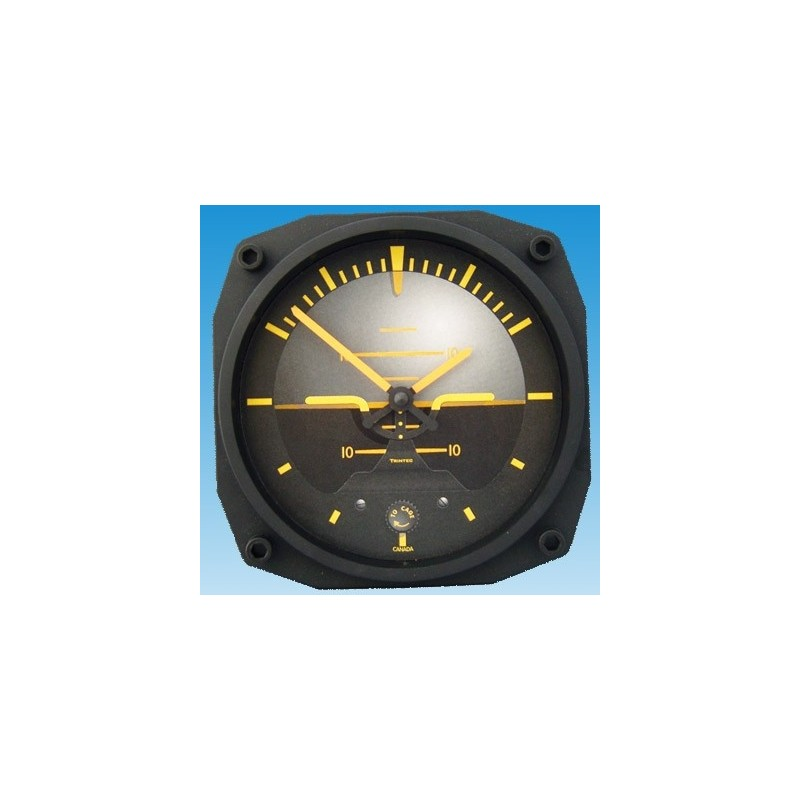 Horizon Artificiel Vintage style - Wall Clock 17x17cm