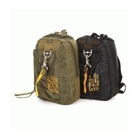 In viaggio borsa -Sac a dos ville 5 /Town rucksack - Parachute - Military mode vert/green