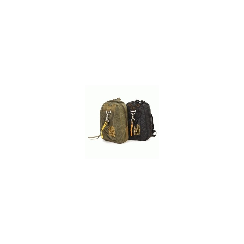 Traveling bag -Backpack City 5 /Town rucksack - Parachute - Military mode vert/green
