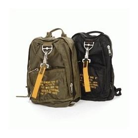 In viaggio borsa -Sac a dos de ville 6 / Town rucksack B52 - Military mode - vert/green