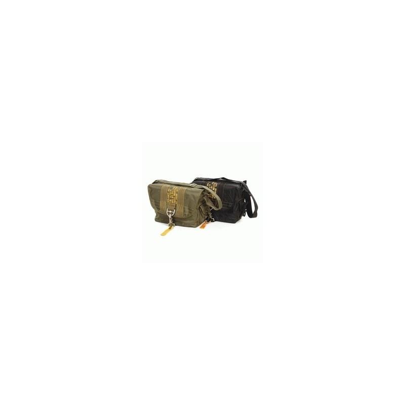 In viaggio borsa -Reporter bag/bucket bag Military mode Noir/Black