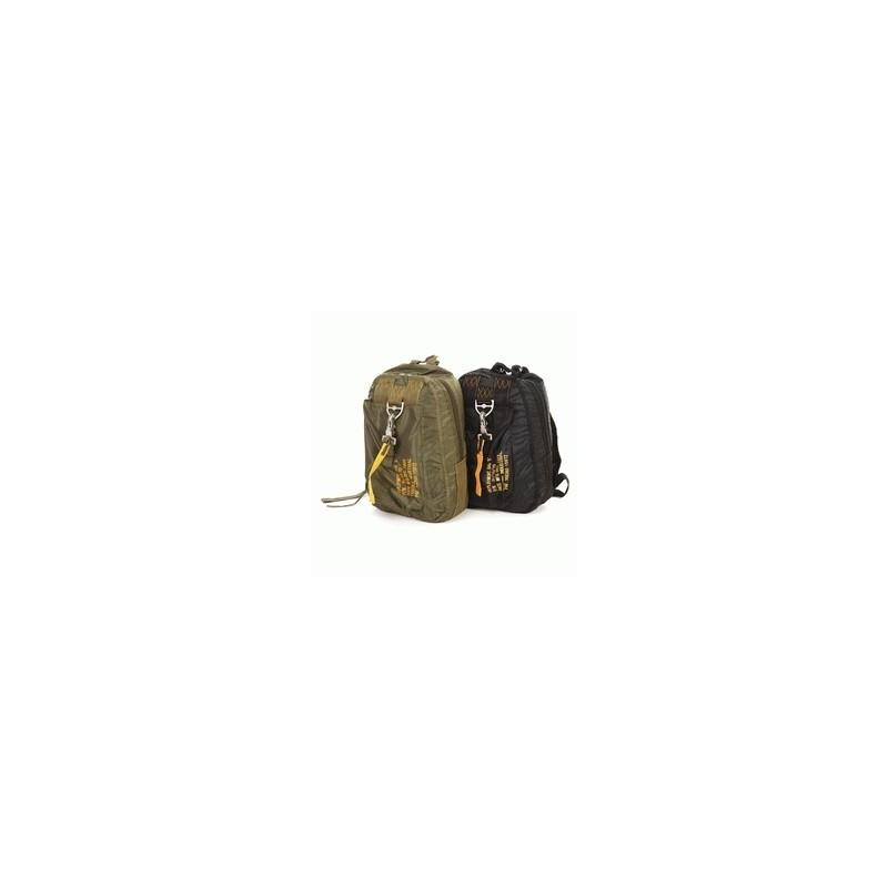 In viaggio borsa -Sac a dos 5 /Town rucksack-Parachute-Military mode Noir/Black