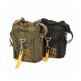 In viaggio borsa -Bag-spalla manici titolare della carta /Handle briefbag - vert/green