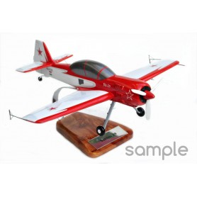 Modelo do avião Maquette bois peint personnalisee