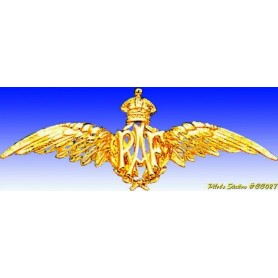 Insigne metal - RAF Pilot Wings - Insigne - DJH