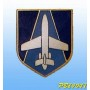 Metal badge -Aerial Transport Police - Insigne French