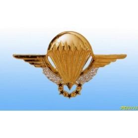 Metallplakette - para-Patent Chuteur opérationnel