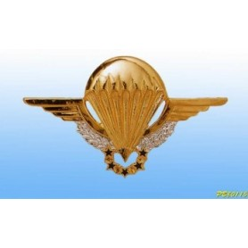 Insignia metal - Brevet Para Chuteur opérationnel
