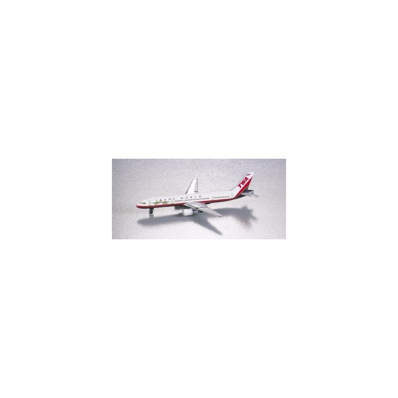 TWA Boeing 757-200 - Herpa 1/500