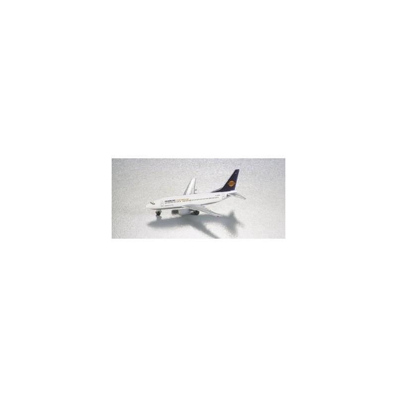 Maquette métal - Hamburg International Airlines Boeing 737-700 - herpa 1/500