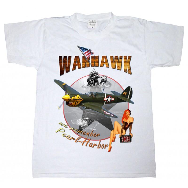 Tee shirt Warhawk P-40
