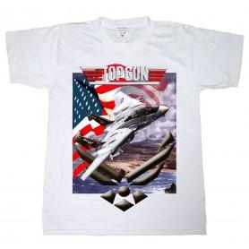Tee shirt TopGun F-14