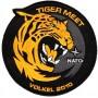 Patch Tiger 2010 1/12 Cambrai, Volkel, NATO