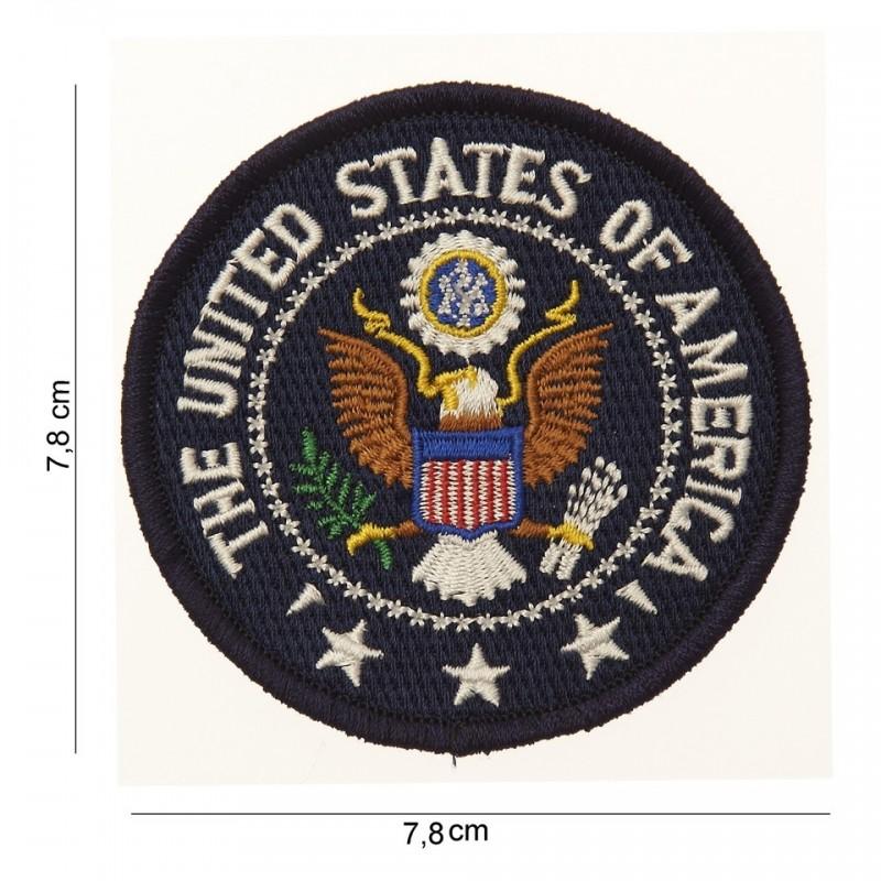 The United States Of America - Ecusson