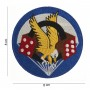 patch bordado de - Eagle & tumdice