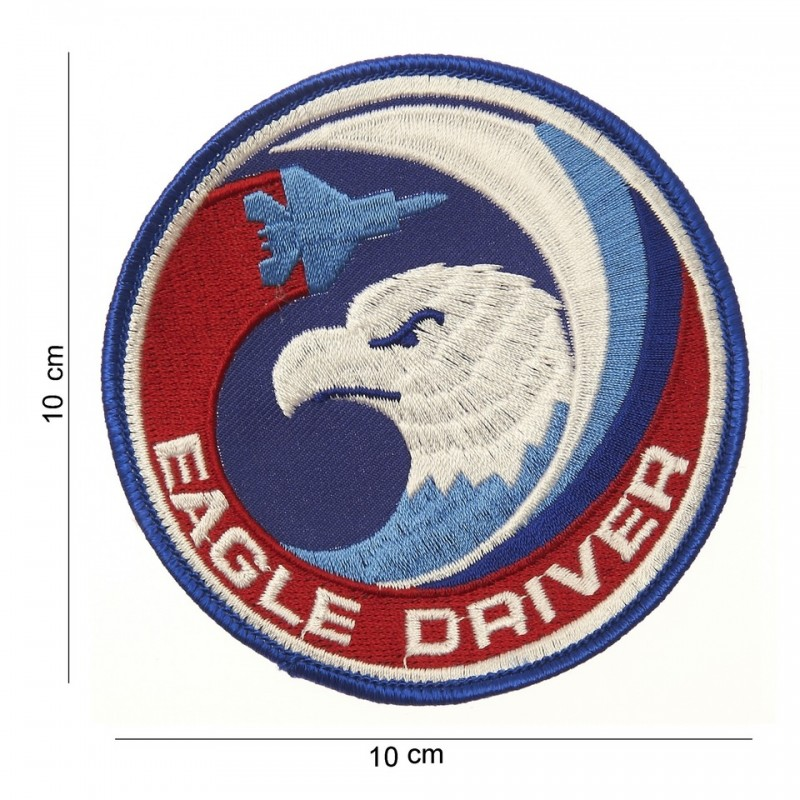 Embroidered patch - Eagle Driver
