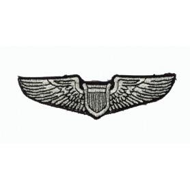 Geborduurde pleister - USAF Pilot Wing - Geborduurde pleistere 9.5 x 2cm