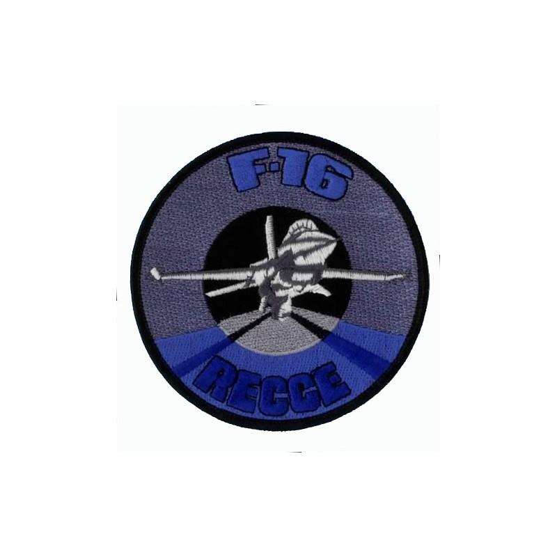 patch bordado de - F-16 Recce - Patche 10cm