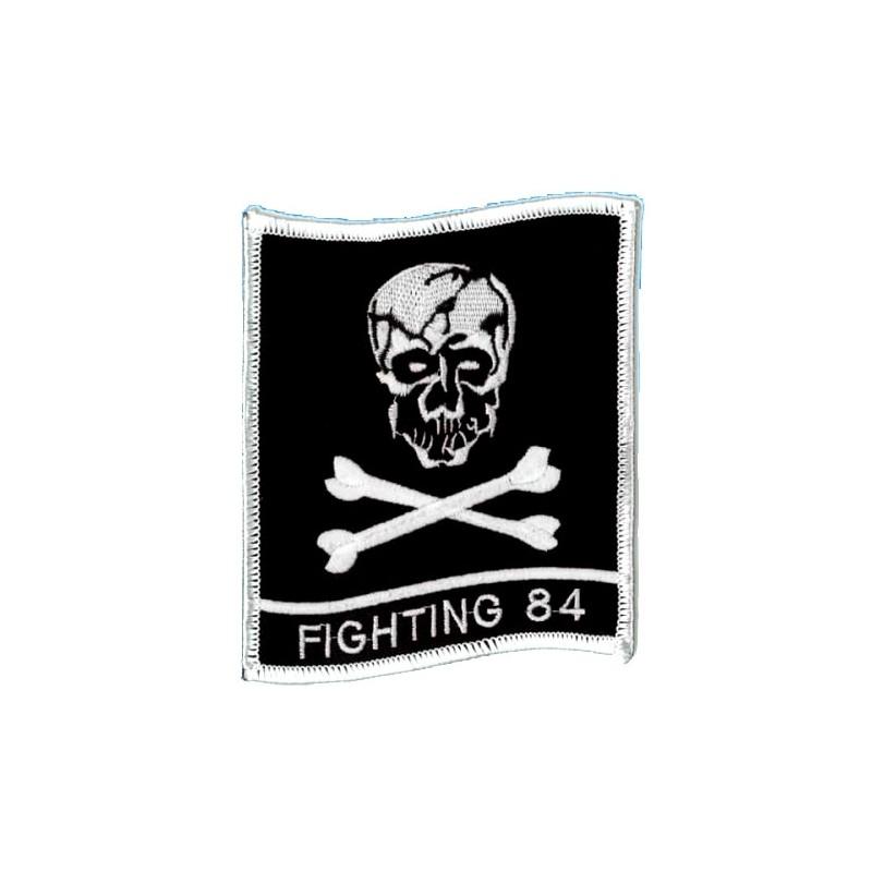 Fighting 84 - ecusson 10.5x9.5cm