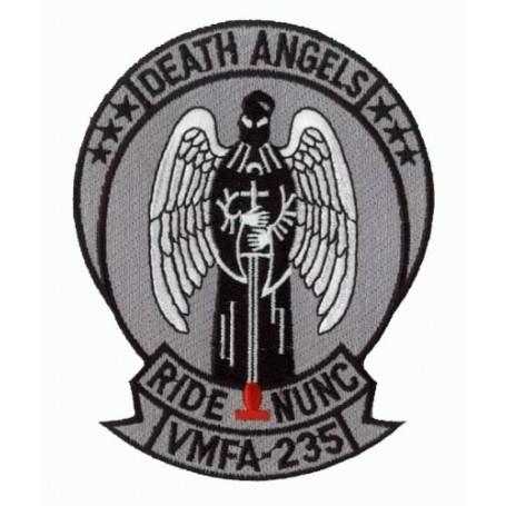 Death Angels VMFA-235 - Ecusson 12x10cm