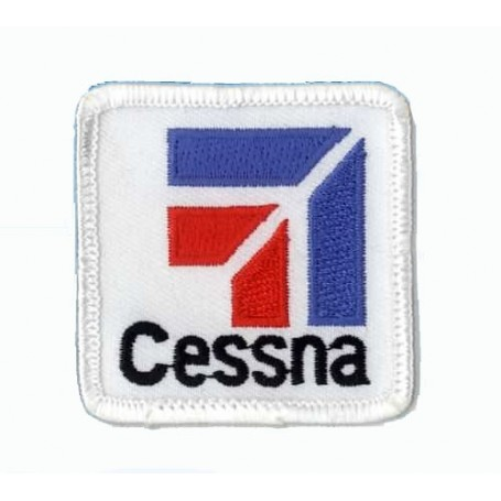 Cessna logo - Ecusson 5x5cm
