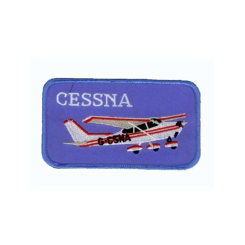 patch bordado de - Cessna - Patche 11x5cm