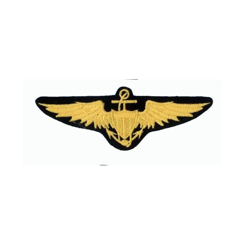 US Navy Pilot Wings - Ecusson 11x4cm