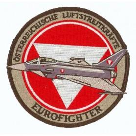 Geborduurde pleister fighter Osterreichische Luftstreitkrafte