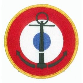 Geborduurde pleister Aeronavale - French Navy