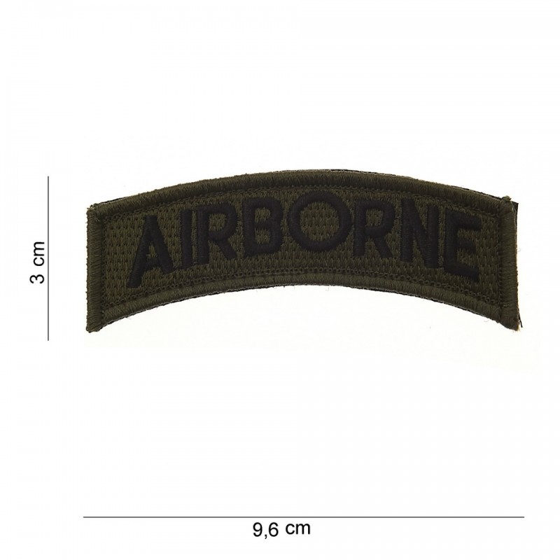 Embroidered patch - Airborne