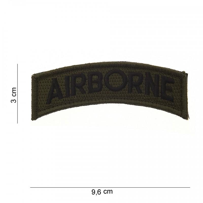 Airborne épaule - Ecusson