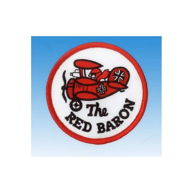patch bordado de - The red baron - Patche 7.5cm