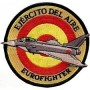 Patch - fighter - Air Force Espagnole