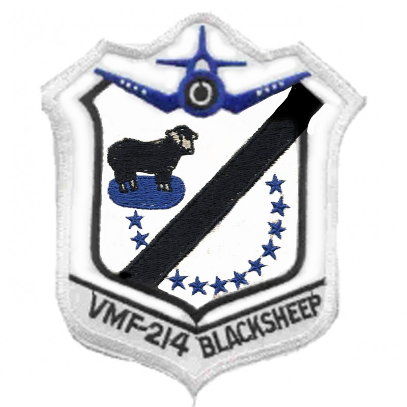 Patch Black Sheeps