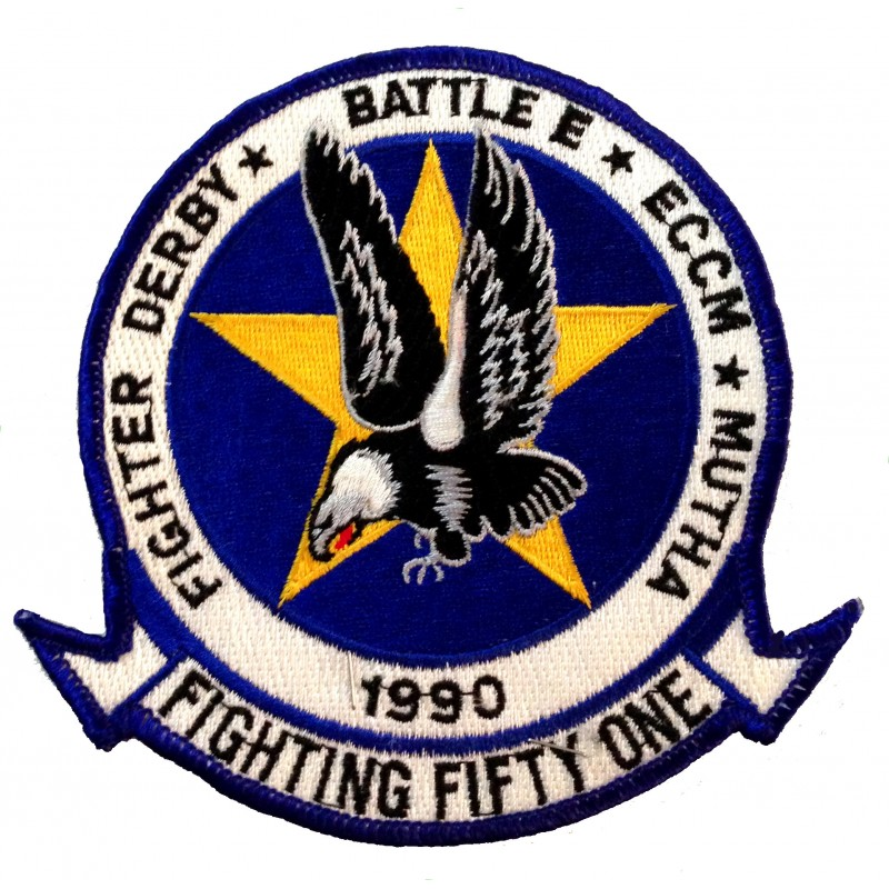 Patch Fighting 51
