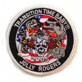 Joly Rogers - Ecusson patch
