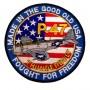 Patch P-47 Thunderbolt
