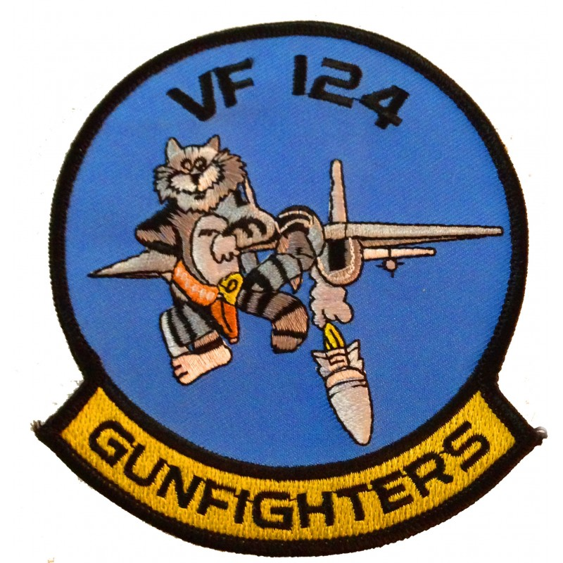 VF124 Gunfighters - Ecusson