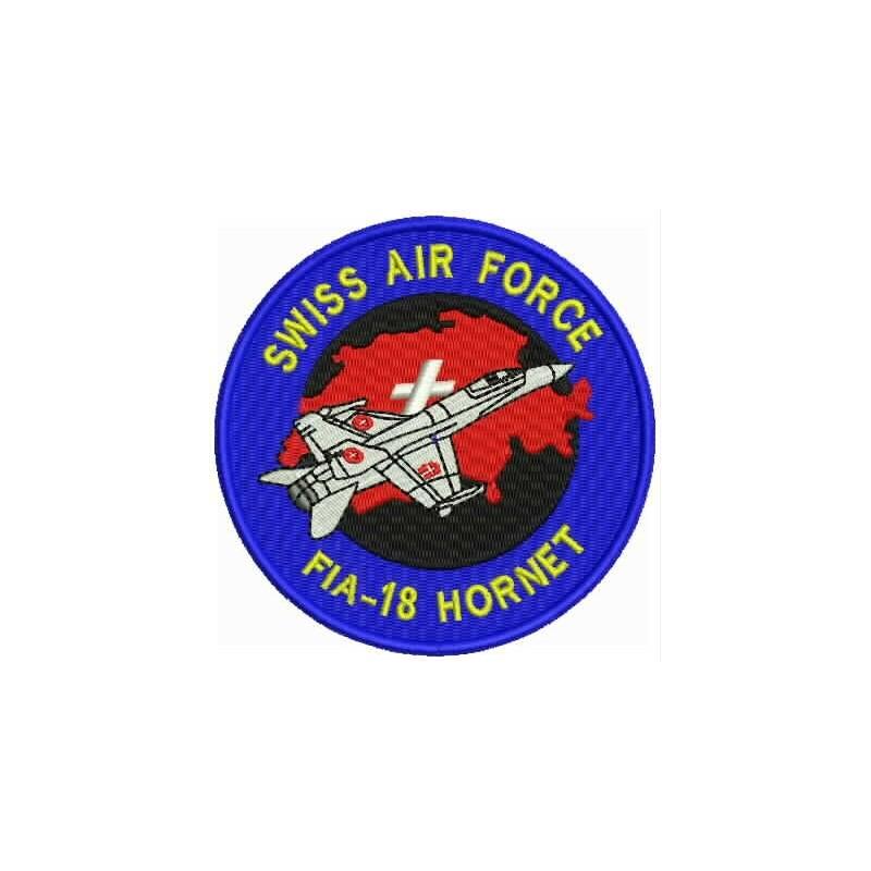 FA-18 Hornet Swiss Air Force