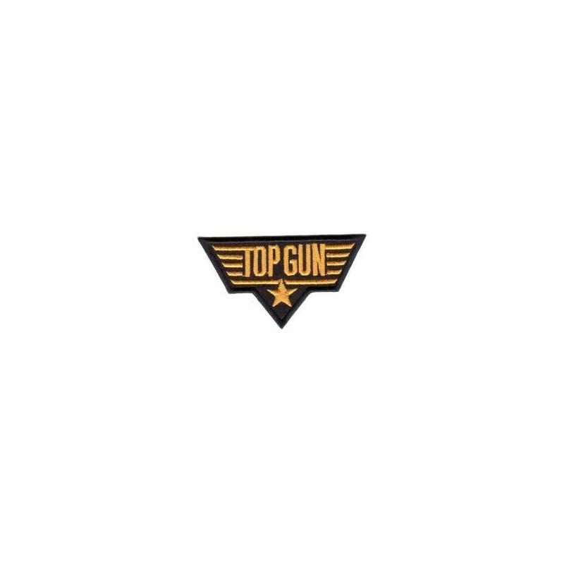 Top-Gun GOLD - Ecusson